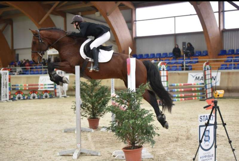 Stage COMPETITION CSO Cheval / Poney Du 05 Août Au 09 Août