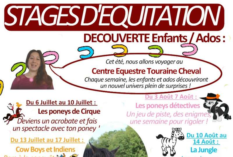 Stages Le poney Ecolo